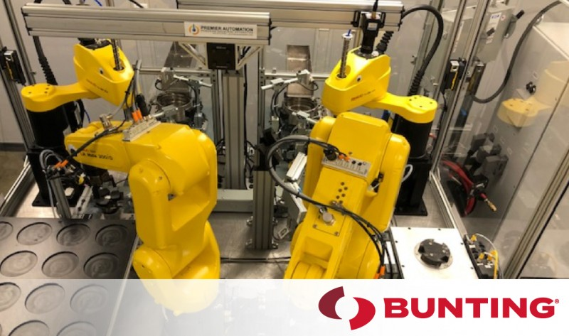 Automation Boosts Bunting-DuBois
