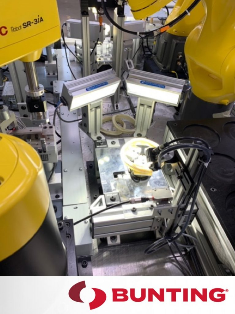 With automation, we improve our capabilities for producing custom designed magnets and permanent magnet assemblies.
