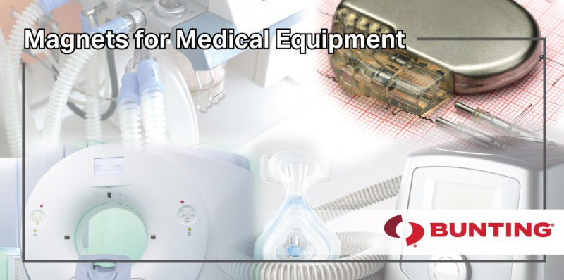What Types of Custom Magnets are used in Medical Equipment?