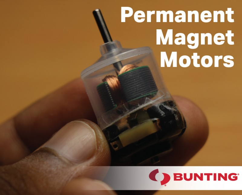 What Applications Need Permanent Magnet Motors?